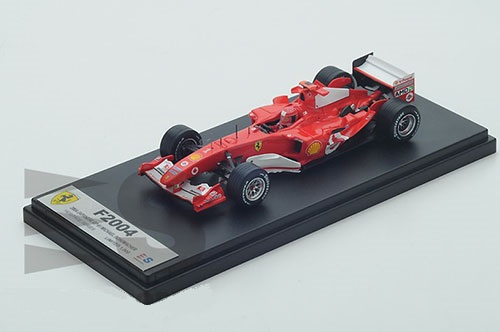 Ferrari F2004 Schumacher 2004 Japan GP Winner