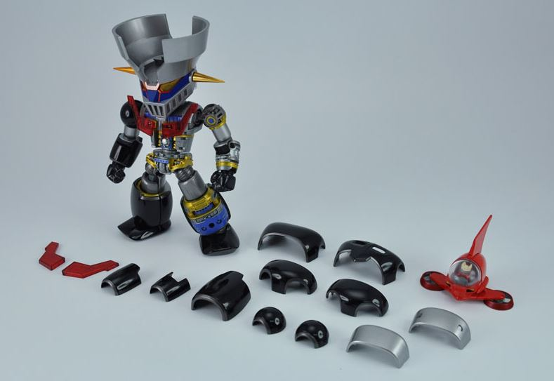 Dx MazingerZ the Impact 01
