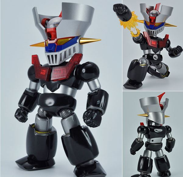 Dx MazingerZ the Impact