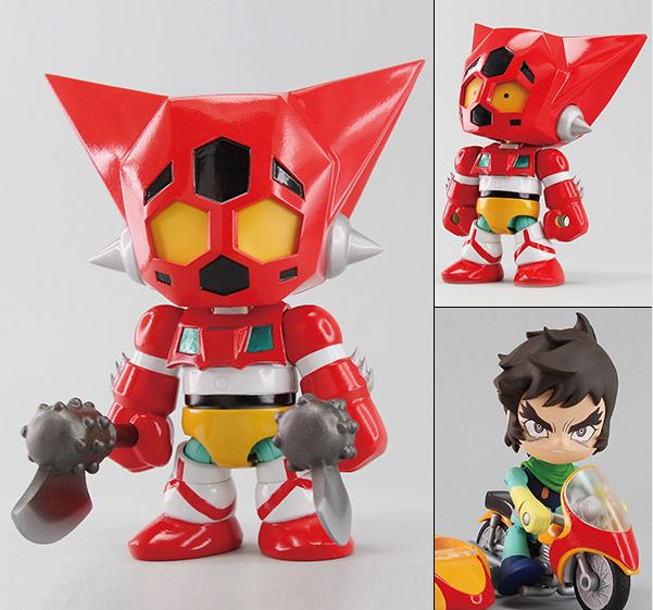 getter1 Ryoma Deformed